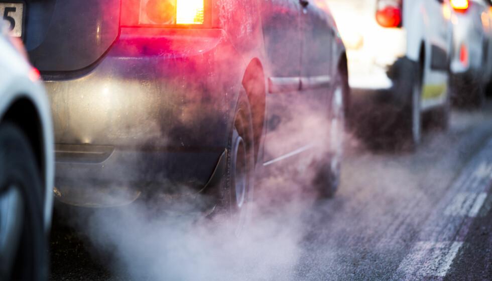 BEST: Norske bilavgifter gir den største reduksjonen av CO2-utslipp, forteller en ny rapport fra TØI. Foto: NTB Scanpix