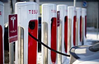 """Snart kan også """"gamle"""" Teslaer lade raskere"""