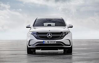Slik blir EQC fra Mercedes-Benz