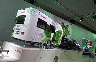 Elektrisk campingvogn - fleip eller fakta?