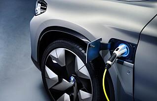 BMW iX3 offisiell, og på Norgesbesøk