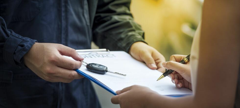 Bør du kjøpe eller lease elbil?