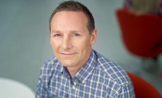 Bård Brandsrud, produktsjef for motor i Storebrand Forsikring. Foto: Storebrand