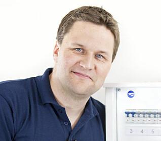Jon-Steinar Hanstad i NELFO. Foto: El-løftet