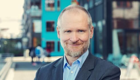 SAVNER STØTTEORDNING: Henning Lauridsen i NBBL etterlyser gode støtteordninger, og sikter på Stortinget. Foto: NBBL