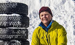 Dekkekspert i Elbil24 og Dinside, Rune Korsvoll.