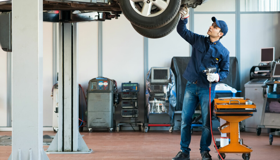 NYE REGLER: Fra 2019 blir det nye regler for når du skal ha EU-kontroll av bilen. Foto: NTB Scanpix