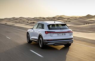 Audi e-tron endelig testet