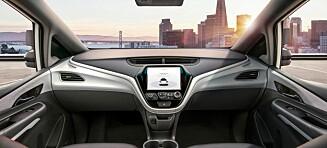 Satses stort på selvkjørende biler