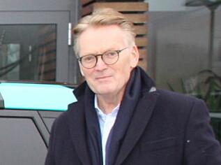Konserndirektør Bjørn Maarud i Bertel O. Steen. Foto: Bertel O Steen
