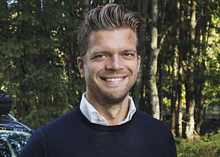 SER EN ØKNING: Magnus Frøshaug Ryhjell, forretningsutvikler på Finn Motor, sier de ser en voksende interesse for brukte elbiler. Foto: Finn.no