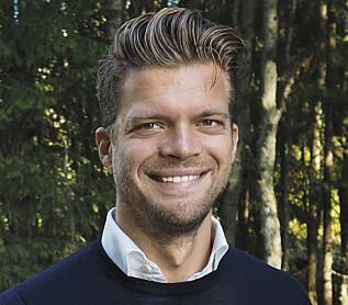 IKKE LOV! Forretningsutvilker i FINN Motor, Magnus Frøshaug Ryhjell, sier de ikke tillater salg av ventelisteplasser.