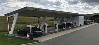 Kutter gratislading for nye Teslaer