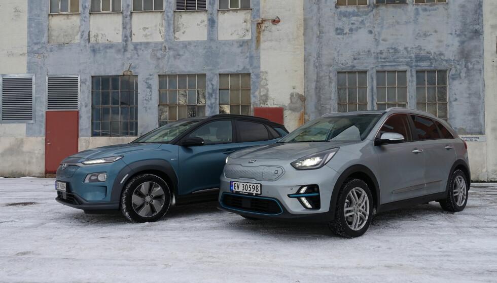 NORGE SKILLER SEG UT: Her til lands er elbilen oppnåelig, takket være fravær av engangsavgift og moms. Foto: Fred Magne Skillebæk