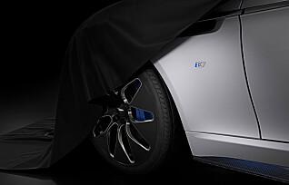 Her kjører Aston Martins første elbil