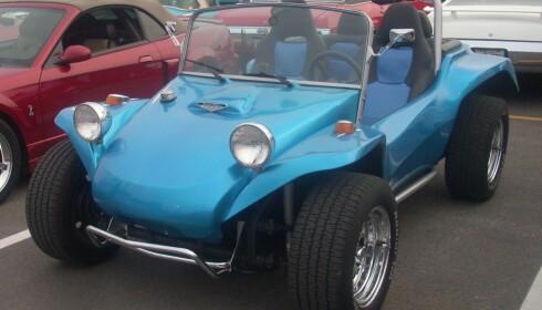 <strong>DEN ORIGINALE:</strong> Slik så Buggy'en ut i sin storhetstid på 60 og 70-tallet. Foto: Wikimedia Commons