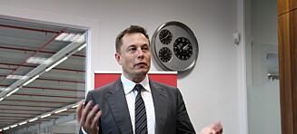 Elon Musk: - Her skal vi bygge den nye fabrikken