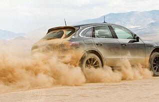 Porsche Macan blir elbil