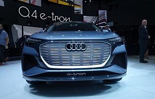 Audi med ny elektrisk Norges-modell