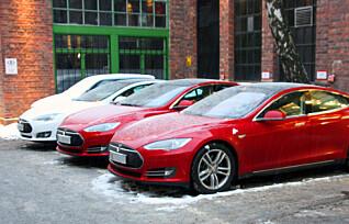 Nå øker Tesla prisene