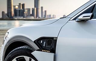 Dette koster Audis Charging Service