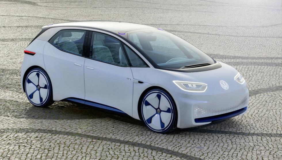 ÅPNER FOR BESTILLING: Snart kan du sikre deg denne, allerede før den er offisielt lansert. Foto: Volkswagen