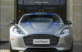 Her er den nye James Bond-(el)bilen