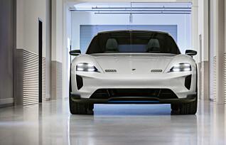 Porsche bekrefter ny elbil