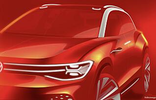 VW viser helt ny el-SUV