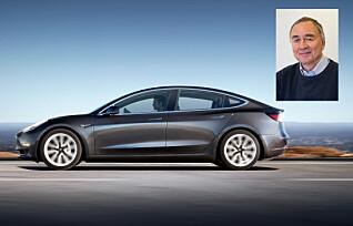 Grovt villedende tysk artikkel om elbil kontra dieselbil