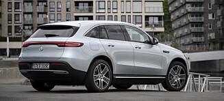 Mercedes-Benz ønsker ikke oppgi viktige detaljer om sin nye elbil - EQC