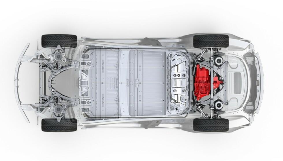 <strong>KORTERE REKKEVIDDE:</strong> I tiden som kommer kan vi risikere å tvinges over på biler med kortere rekkevidde. Foto: Tesla