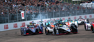 Elektrisk motorsport i fremmarsj