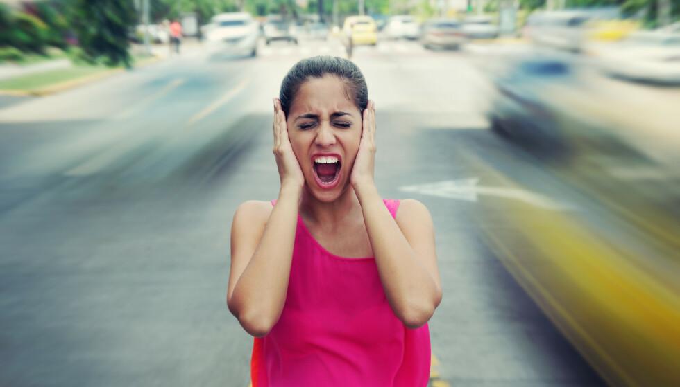 MER STØY: Motorlyd i elbiler kan gjøre hverdagen bedre for noen, men mye verre for andre. Foto: NTB Scanpix