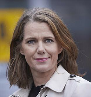IKKE NOK: Camilla Ryste, kommunikasjonssjef i NAF frykter ladekrise med regjeringens plan. Foto: NAF