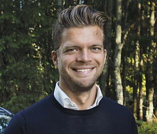 KLART: Forretningsutvikler i FINN Motor, Magnus Frøshaug Ryhjell, lanserer nye filtreringsmuligheter. Foto: Finn.no