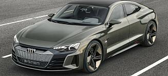 Audis nye sportsbil klar for produksjon
