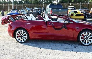 Tesla saksøkes etter kollisjon på autopilot