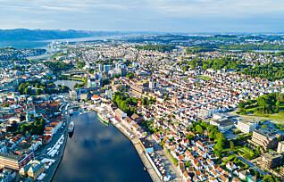 Stavanger best på elbil