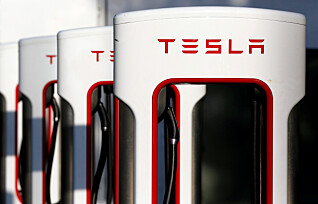 Enda raskere lading for Tesla