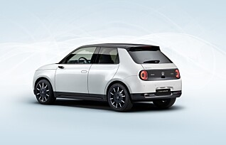 Honda avslører detaljer om nykommer