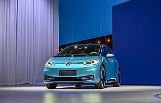 VW ID.3 - pris, rekkevidde og levering