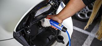 Stikker av med elbil-batteriene