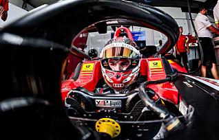 Audi med Formel E-test i Norge