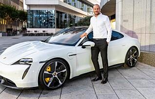 Hør Aksel Lund Svindal fortelle hvorfor han skal leke med biler på heltid