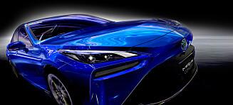 Helomvending fra Toyota