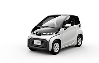 Toyotas nye elbil går 10 mil