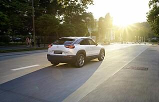 Rimelig el-SUV fra Mazda