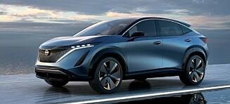 «Tidløs japansk futurisme» fra Nissan