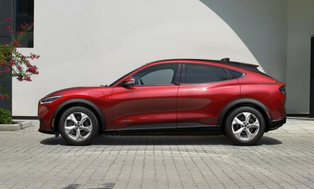 ALT om nye Fords nye elbil, Mustang Mach-E